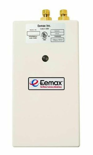 Eemax, Tankless Electric Water Heater, Point-of-Use, 2.4 kW Brand:Eemax Mfg. Model:SP2412 for Sale in Walnut Creek, CA