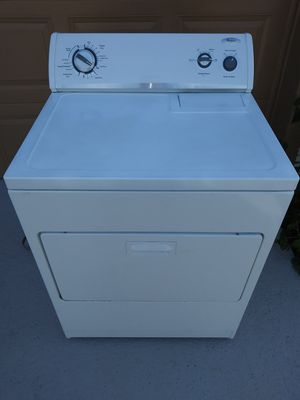 Working Whirlpool Standard Cap Dryer for Sale in Orlando, FL