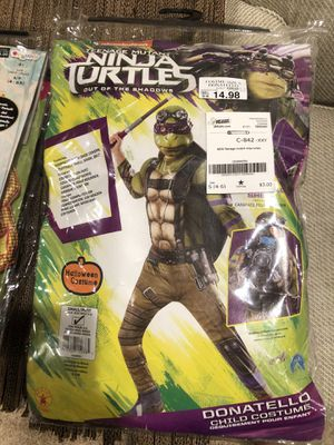 Ninja Turtles costume for Sale in St. Louis, MO