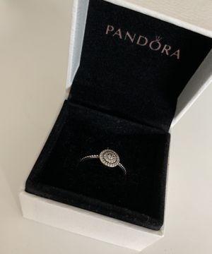 Pandora elegant sparkle ring for Sale in Rockville, MD