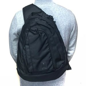 Brand NEW! Black Medium Handy Crossbody/Side Bag/Sling/Pouch For Everyday Use/Traveling/Outdoors/Sports/Hiking/Biking/Fishing/Work/Gifts for Sale in Carson, CA