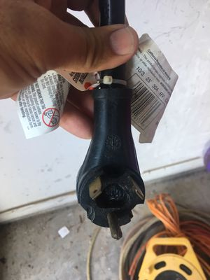RV 30 amp extension cord (20 ft) for Sale in Fort Myers, FL