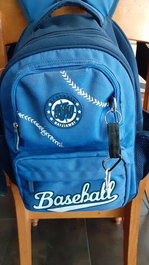 Baseball backpack. Good condition...some wear and tear. for Sale in Rancho Cucamonga, CA