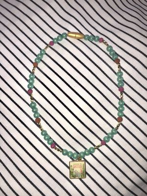 Handmade Grow with Gratitude necklace for Sale in Temecula, CA