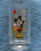 14oz. Disney Magic Kingdom Square Glass for Sale in North Andover, MA