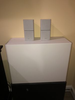 Bose speakers for Sale in Gaithersburg, MD