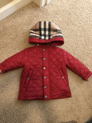 Burberry coat for Sale in Nashville, TN