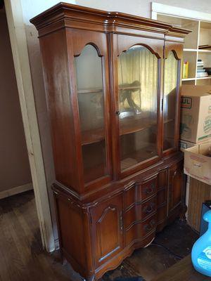 Antique Cabinet for Sale in Alafaya, FL