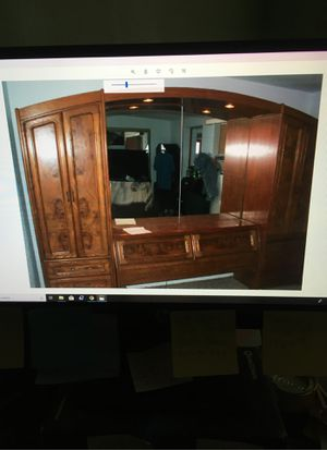 Queen Bedroom Set for Sale in Tucson, AZ