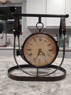 New vintage looking clock and therometer for Sale in Columbia, MO