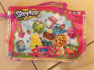 Shopkins carrying case for Sale in Larchmont, NY