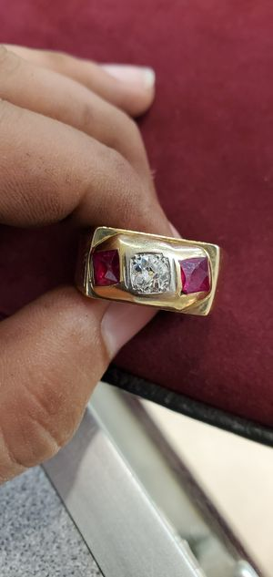 Mens ring size 12 & 3/4 for Sale in San Antonio, TX