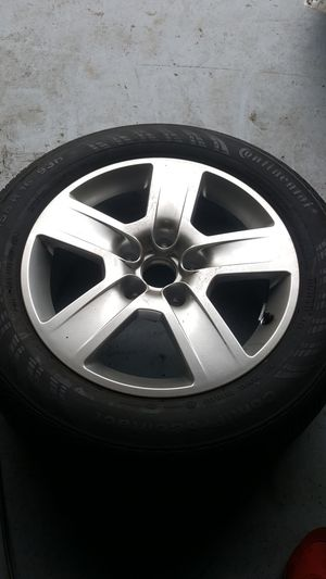 Audi wheel Brand new with new tire for Sale in Plainville, CT