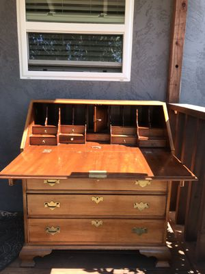 Antique secretary's desk for Sale in San Diego, CA