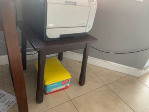 Brown table for Sale in Homestead, FL