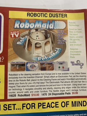 Robo maid for Sale in Albuquerque, NM