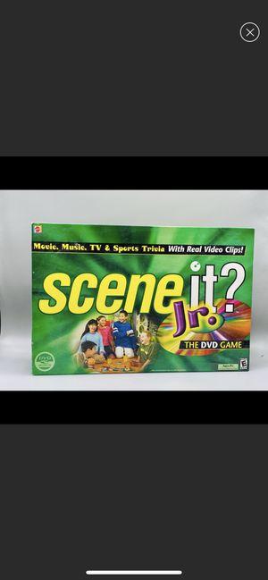 Scene It? Junior Board Game By Hasbro for Sale in Sanford, ME