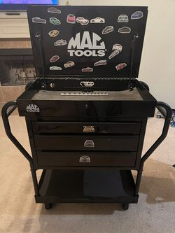 Mac Tool Box FOR SALE  for Sale in Justin, TX
