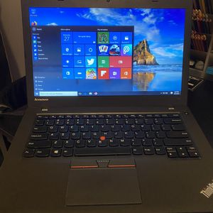 """Lenovo ThinkPad T450 Ultrabook 14"""" for Sale in Queens, NY"""