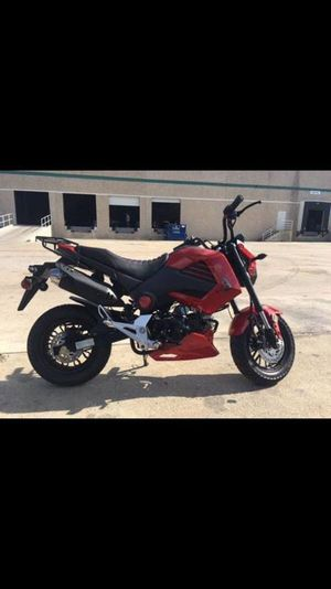 125cc street legal for Sale in Grand Prairie, TX