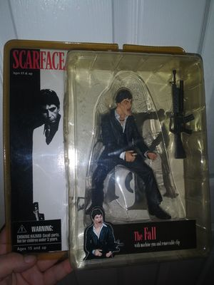 Scarface action figure. for Sale in Spring Hill, FL