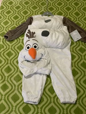 Olaf costume (Disney 2) for Sale in Los Angeles, CA
