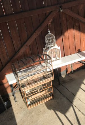 Bird cages for Sale in National City, CA