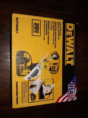 Brand-new Dewalt impact kit **NEW** for Sale in Ruskin, FL