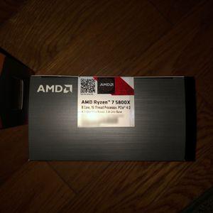 Amd Ryzen 7 5800x for Sale in Bellmore, NY