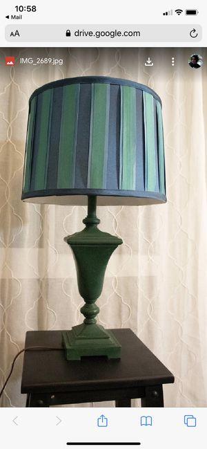 Custom Lamp ($25) for Sale in Lafayette, CA