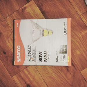 SATCO PAR38 80W for Sale in New York, NY