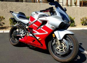 02 Honda CBR 600 F4I for Sale in Las Vegas, NV