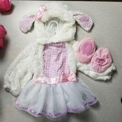 Toddler Bunny Costume for Sale in Visalia,  CA