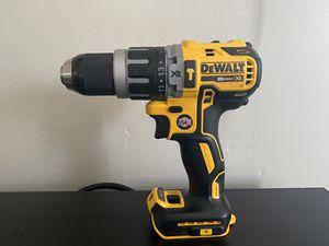 New dewalt hammer drill xR brushless for Sale in Melrose Park, IL
