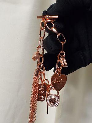 Michael Kors charm bracelet for Sale in Cleveland, OH