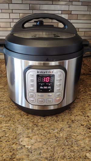 Instant Pot- like new for Sale in Castro Valley, CA
