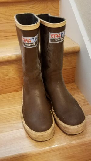 Working /raining rubber boots size 7 for Sale in Bothell, WA