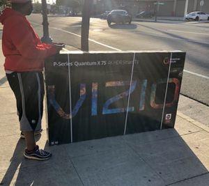 """75"""" Vizio P-Series Quantum X smart 4K Tv for Sale in Yucaipa, CA"""