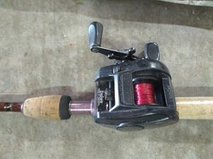 Fishing rods and reels for Sale in Salida, CA
