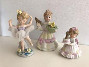 Porcelain Figurines Vintage for Sale in Henderson, NV