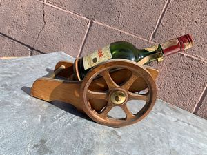 Antique bottle and bottle holder not free for Sale in Wilmington, CA