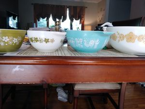 Pyrex Bowls - Various sizes for Sale in Bloomingdale, NJ