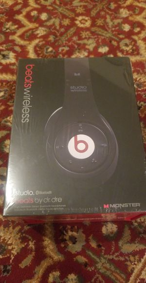 NEW Beats studio wireless bluetooth (never opened ) for Sale in Seattle, WA