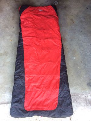 North Face 20 degree sleeping bag for Sale in Orlando, FL