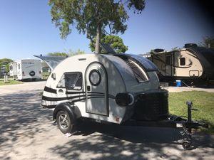 2016 T@G little guy teardrop camper for Sale in Pembroke Pines, FL