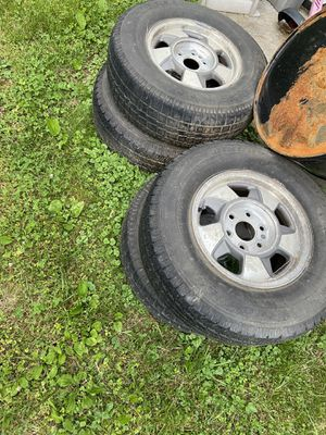 Rims and tires for Sale in Chantilly, VA