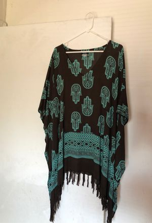 Lakhay's Collection Pullover top with fringes for Sale in Winter Park, FL