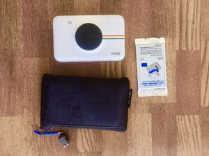Polaroid Snap Instant Digital Camera for Sale in Utica, NY