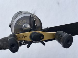 Shimano Corvalus / Ugly Stik Tiger casting combo for Sale in WILOUGHBY HLS, OH
