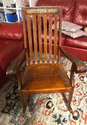Beautiful rocking chair for Sale in Washington, DC